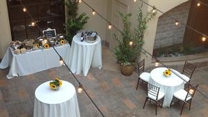 Plaza de Magdalena A Catering and Event Venue by Sundried Tomato