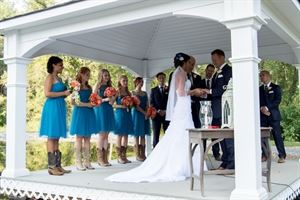 Weddings On Memory Lane