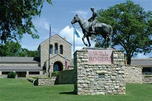 Will Rogers Memorial Museum & Birthplace Ranch