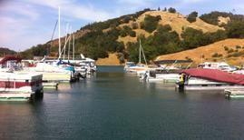 Lake Sonoma Resort Area