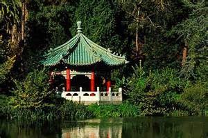 Stow Lake Chinese Pavilion