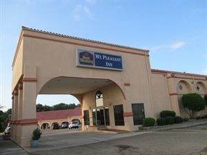 Best Western - Mt. Pleasant Inn