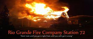 Rio Grande Fire Company Station 72