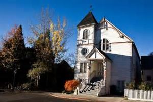 Nevada City Methodist Church