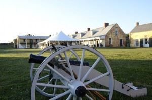 Fort Mifflin on the Delaware