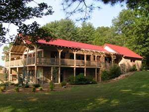 Cumberland Mountain Lodge