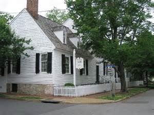 Mary Washington House at Washington Heritage Museums