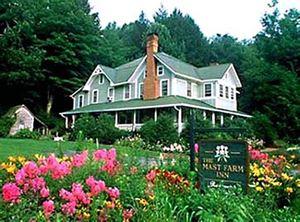 The Mast Farm Inn