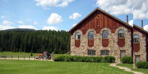 High Meadow Mountain Ranch