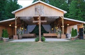 Southern Charm Wedding Venue