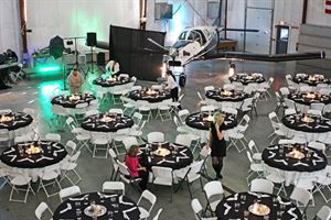 The Flight Deck - Banquets & Events
