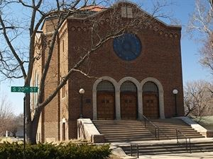 South Street Temple Congregation B'nai Jeshurun