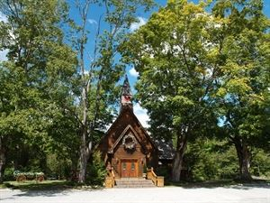 Heartland Little River Wedding Chapel