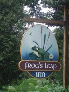 The Frog's Leap Inn