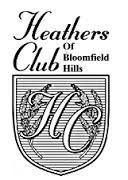 The Heathers Club of Bloomfield Hills