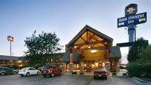 Best Western Plus - High Country Inn