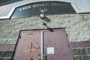 The Goal Post Bar