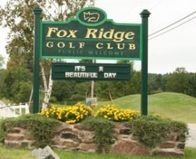 Fox Ridge Golf Club