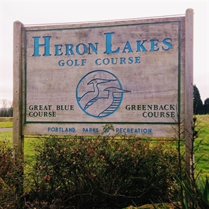 Heron Lakes Golf Course