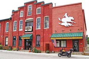 The High Noon Saloon & Brewery