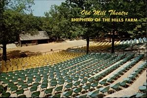 The Shepherd Of The Hills Outdoor Theatre