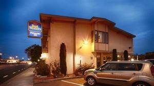 Best Western - Petaluma Inn
