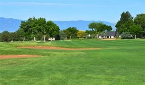 Desert Hawk Golf Course At Pueblo West