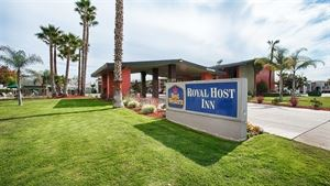 Best Western - Royal Host Inn
