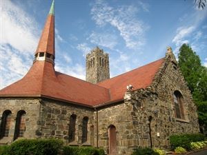 Goddard Chapel - Tufts University