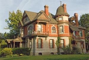 E.J.Roberts Mansion