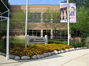 Devonshire Cultural Center Skokie