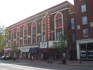 Paramount Theatre & Visual Arts Center