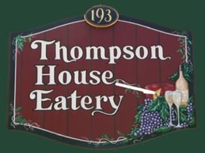 Thompson House Eatery