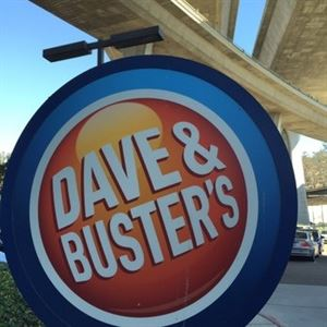 Dave & Busters San Diego