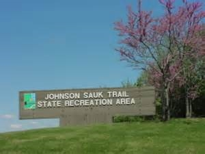 Johnson-Sauk Trail - State Recreation Area