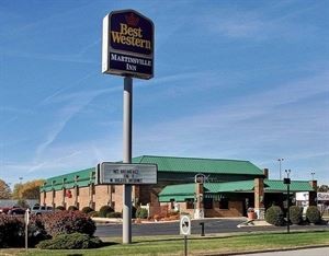 Best Western - Martinsville Inn