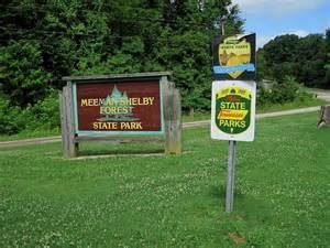 Meeman - Shelby Forest State Park