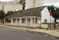 Casa Navarro State Historical Park