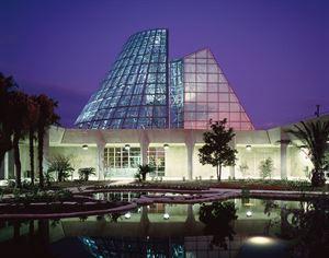 San Antonio Botanical Garden - Lucile Halsell Conservatory