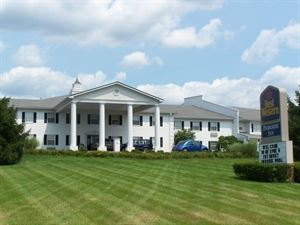 Best Western - Parkside Inn
