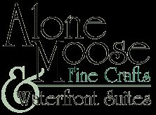 Alone Moose Fine Crafts