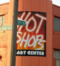 Hot Shops Art Center