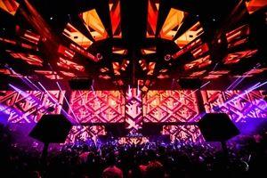 Light Nightclub In Las Vegas