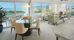 The Ilikai Hotel on Waikiki