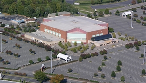 Lawrence Joel Veterans Memorial Coliseum Complex