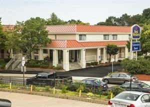 Best Western - University Hotel Boston-Brighton
