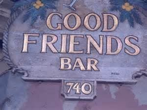 Good Friends Bar