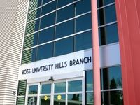 Ross University Hills Branch Library