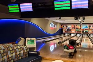 Woodland Bowling Center