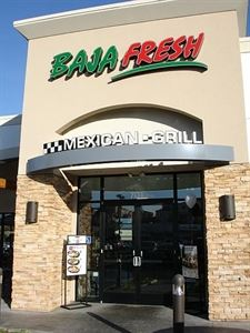 Baja Fresh Mexican Grill - West End